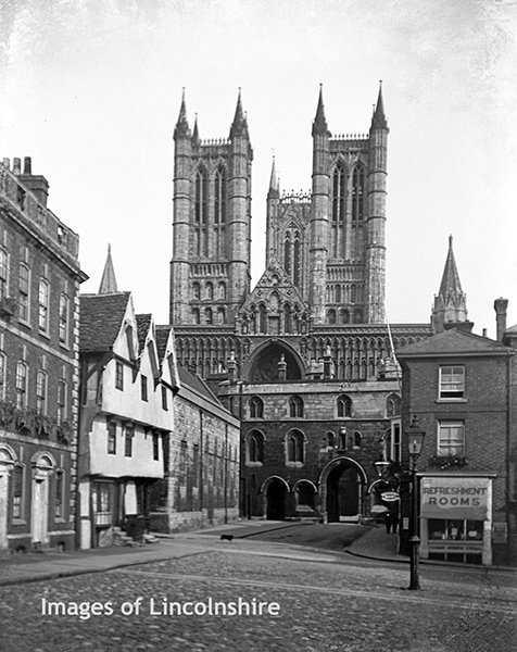 Old Lincolnshire Images