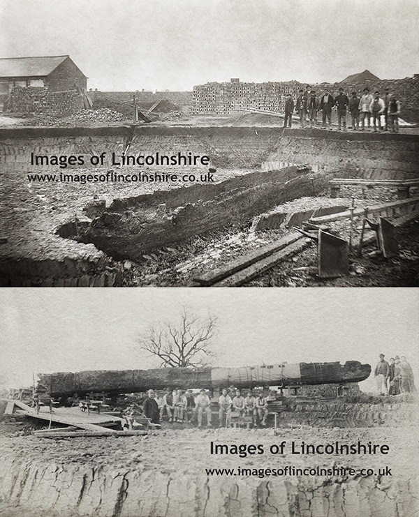 The_Discovery_of_Britains_Largest_Logboat_Brigg_1886