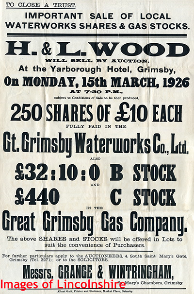 Grimsby_Stocks_and_Shares_Sale_1926